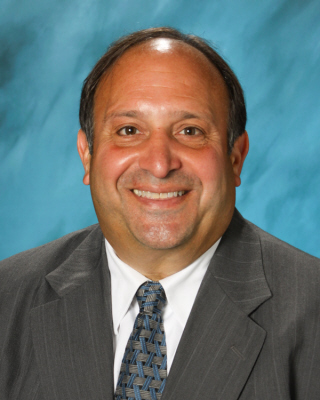 Portrait of Principal Scarpelli