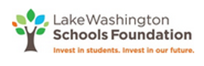 Lake Washington Schools Foundation logo.