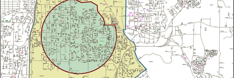 School Boundary Maps Lake Washington School District