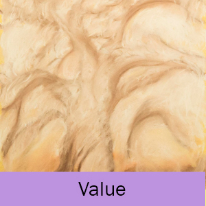 Example of the Value lesson: willow tree