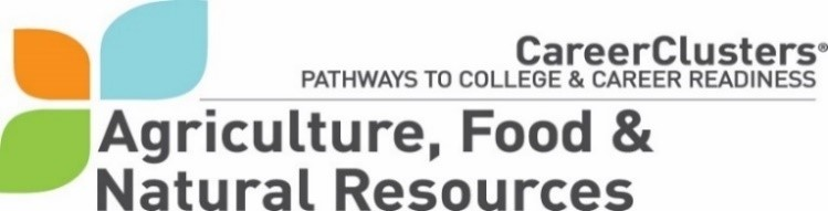 CTE Program logo: Agriculture, Food & Natural Resources