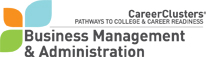 CTE Program: Business Management and Administration logo