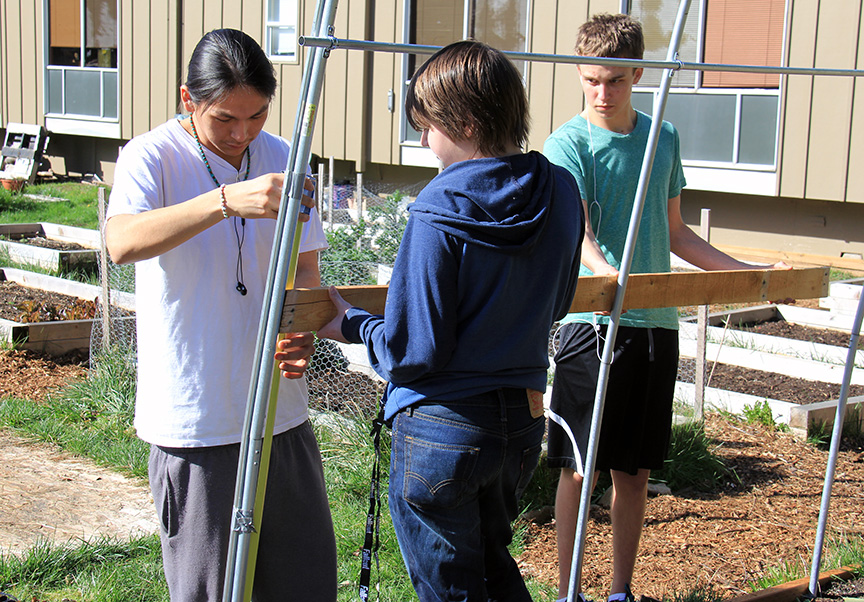 CTE class teaches students green sustainable design technology
