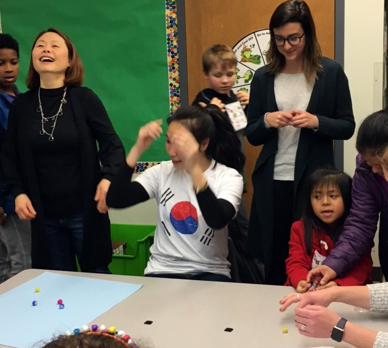 Cultural Game Night Brings Families Together