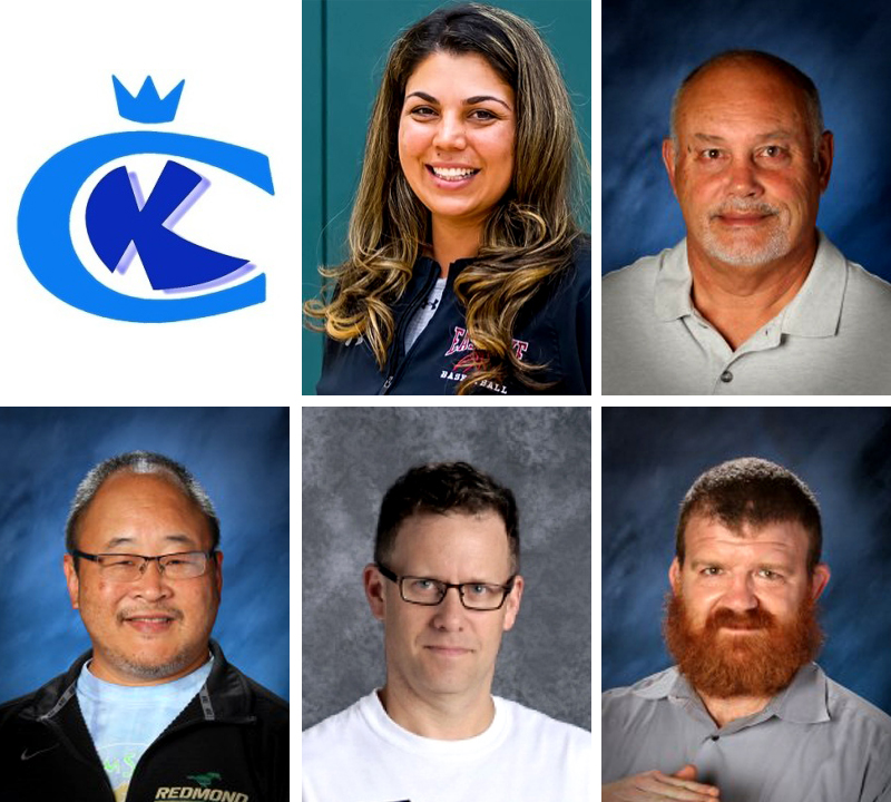 Conference of coaching champions – LWSD coaches clean up on top awards