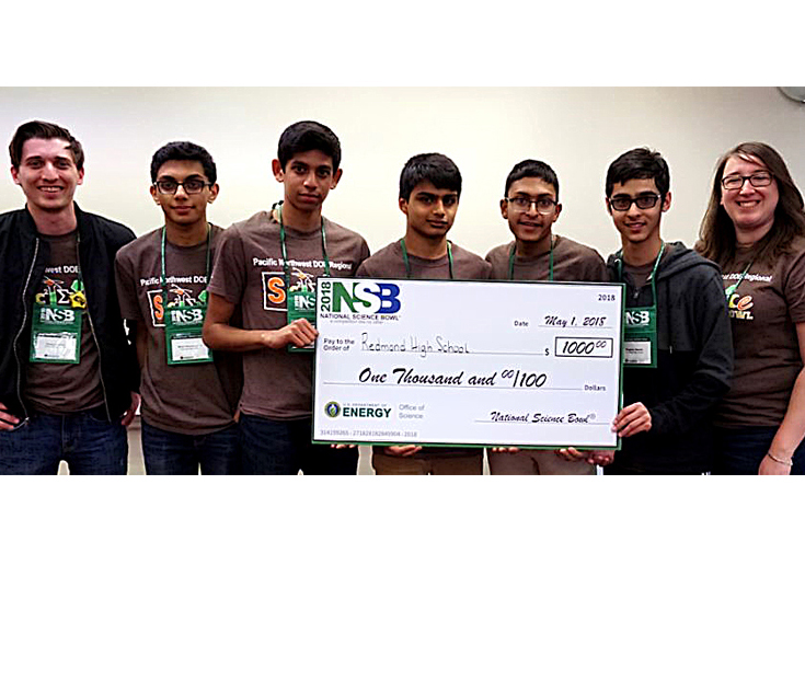 Not so weird science – RHS places in top eight at the National Science Bowl