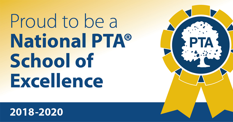 Rockwell Elementary receives prestigious national PTA award