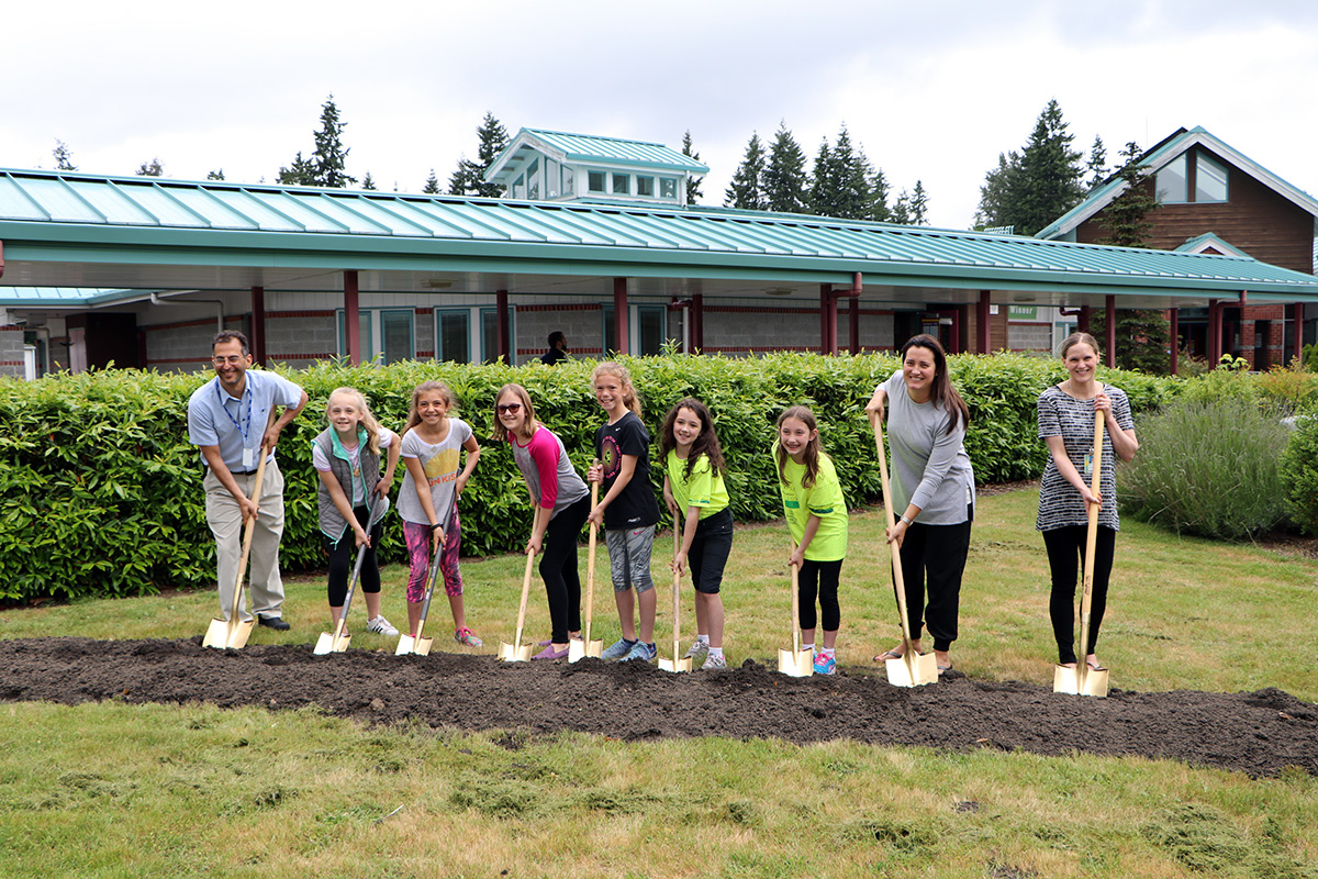 Video: Explorer Community School groundbreaking