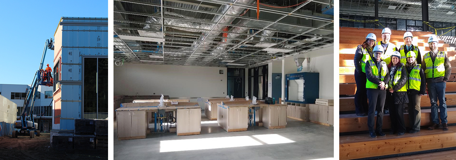Juanita High School - February 2019 updates