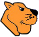Muir Elementary logo - mountain lion