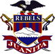 Juanita High School logo - school crest that says